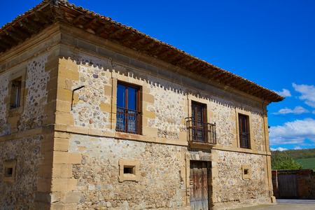 way of st james: The Way of Saint James by Redecilla del Camino Castilla Burgos