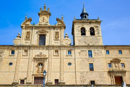 spain: Villafranca del Bierzo by Way of Saint James in Leon Spain convento Padres Paules