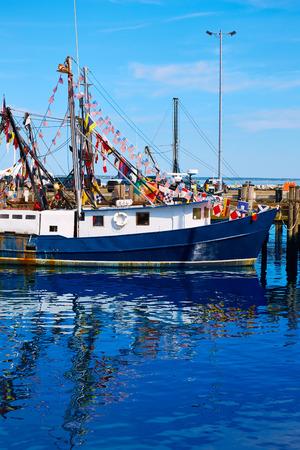 massachusetts: Cape Cod Provincetown port in Massachusetts USA