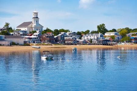 plage Cape Cod Provincetown Massachusetts Banque d'images