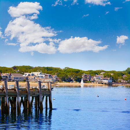 cape: Cape Cod Provincetown port in Massachusetts USA
