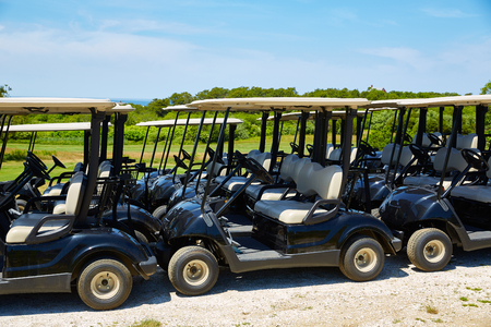 Cape Cod Golf carts in Truro Massachusetts USA