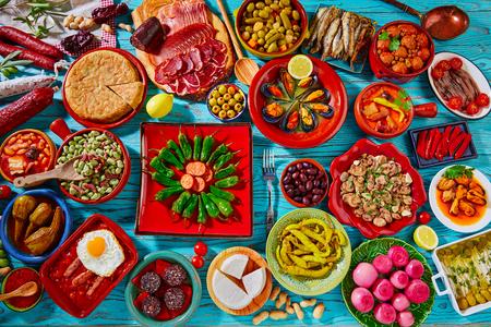 cucina mediterranea tapas dalla spagna mix di ricette pi popolari della cucina mediterranea