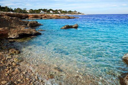 mediterraneo: Denia Las Rotas in Mediterranean sea of Alicante Spain