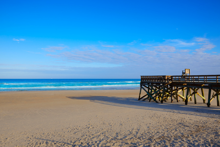 jacksonville: Atlantic Beach in Jacksonville East of Florida USA US