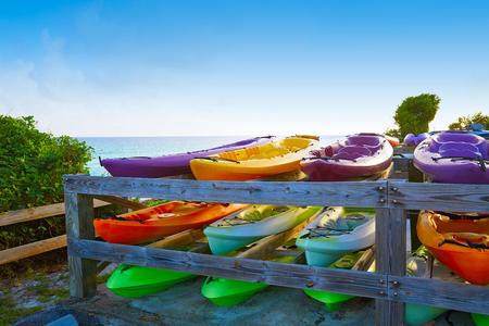 HONDA: Florida Keys Kayaks Bahia Honda State Park in USA