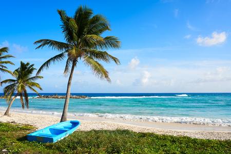 Chen Rio beach Cozumel island in Riviera Maya of Mayan Mexico Stock Photo