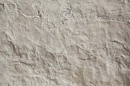 Weiße Wand im Mittelmeerraum