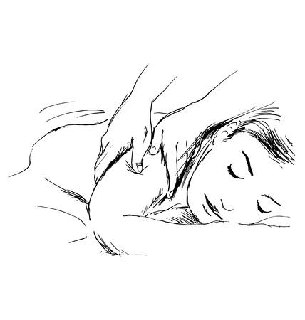 Hure Muschisaft Bikini Orgasmus