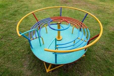 jardin de infantes: Niños coloridos vacíos