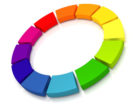 A circle that can be used to illustrate continuous delivery and continuous integration.