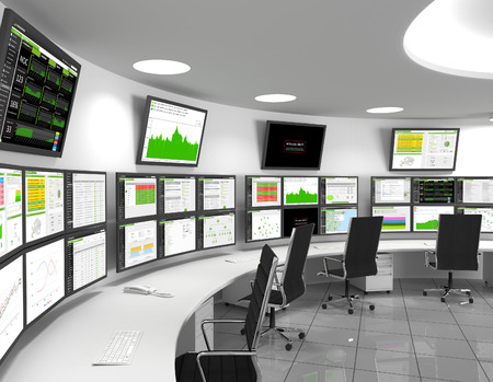management: Network Operations Center - A network operations center or NOC also called a network management center, is a locations from which network monitoring and control, or network management, is exercised over a network.
