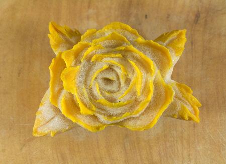 carving pumpkin: Calabaza tallada Foto de archivo