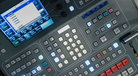switcher: Video switcher