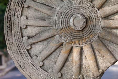 dhamma: Old Wheel of Dhamma, Thailandia