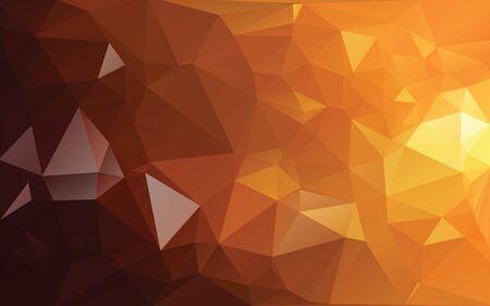 diamond shape: Abstract geometric polygon pattern Stock Photo