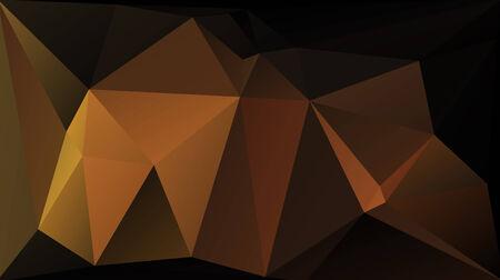 parametric: Abstract geometric polygon pattern Stock Photo