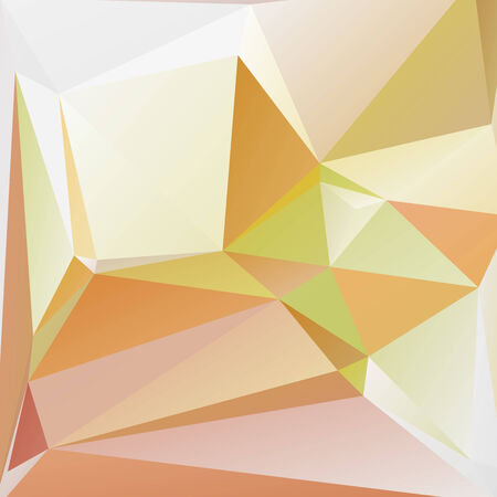 retro origami background in colorful