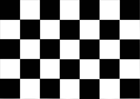 background check: digital art of checkered flag