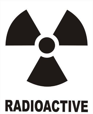 Radioactive Stock Vector - 4316231