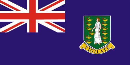 virgin islands: British Virgin Islands Flag