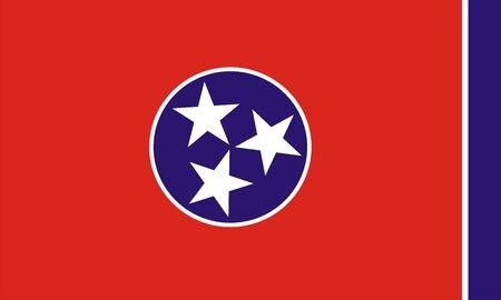 winning location: Flag Of Tennessee
