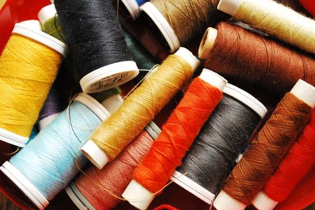 Spool Of Thread Stock Photo - 5571394