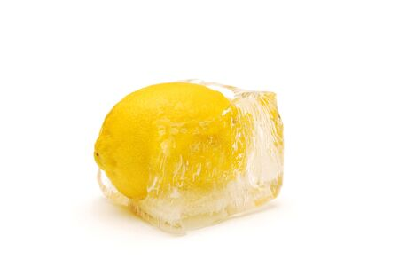 Lemon in Ice photo