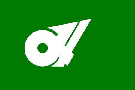 日本地域三重の非常に大きなサイズの旗