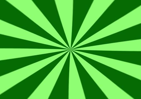 グリーン スター バーストの背景を持つ非常に大きなサイズの画像