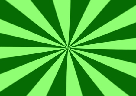very big size image with a green starburst background