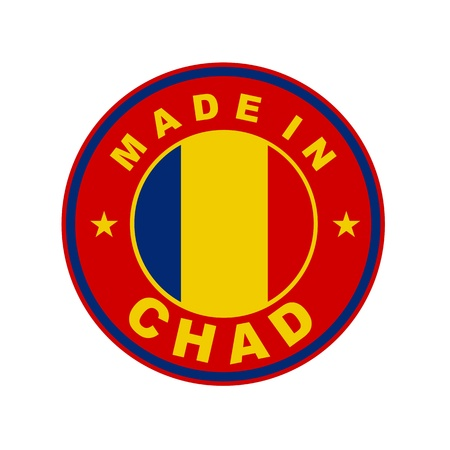 very big size made in chad country label