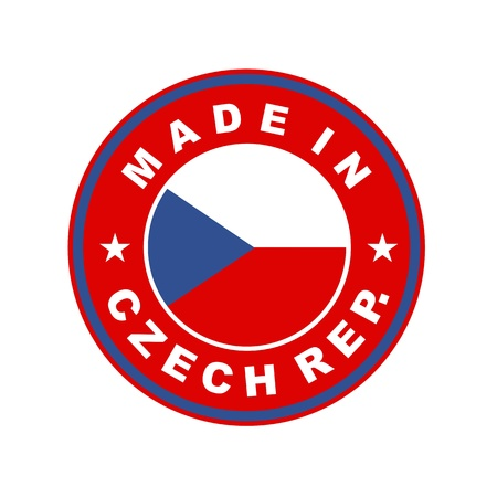 very big size made in czech republic country label photo