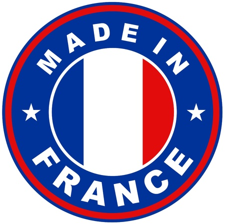 very big size made in france country label photo