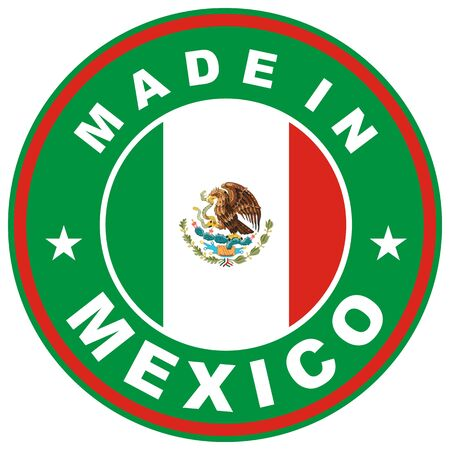 very big size made in mexico country label photo