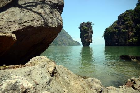 island in thailand ko tapu photo