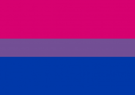 bisexual: Bisexual people symbol computer generated sign high resolution