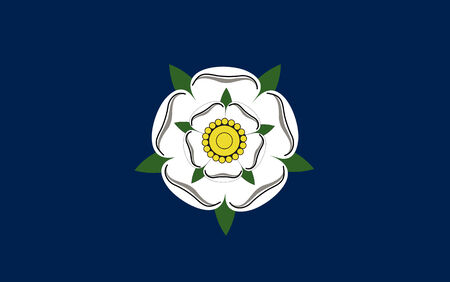 yorkshire county people ethnic england country flag