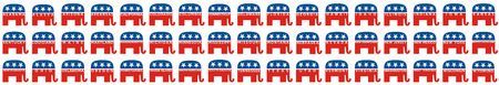 republicans party elephant symbol photo