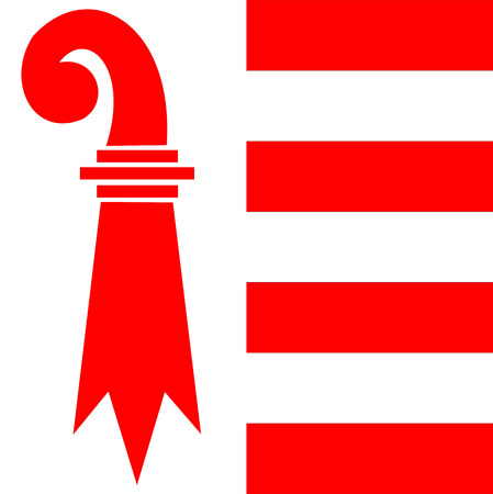 jura: Flag of Canton of Jura Switzerland country region
