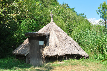 anthropological: sibiu romania ethno museum village icehouse architecture