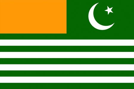 independently: kashmir country flag russia independent region symbol