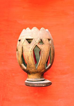 recipient: agadir city morocco medina landmark arab wood vase