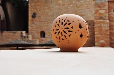 medina: agadir city morocco medina landmark arab sphere lamp