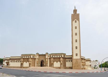mohammed: agadir city morocco Mohammed V Mosque landmark architecture