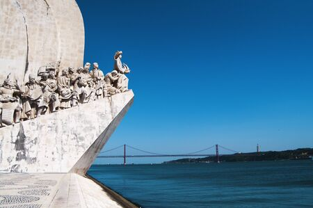 discoveries: lisbon city portugal Sea Discoveries monument landmark