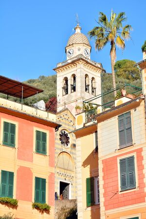 martino: portofino liguria Italy San Martino church landmark architecture