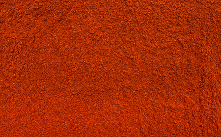 condiment: dry dehydrated pepper powder condiment texture pattern Stock Photo