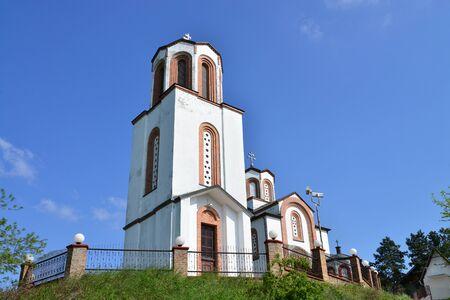 Church Of St Theodore Of Vrsac Serbia monument landmark architecture