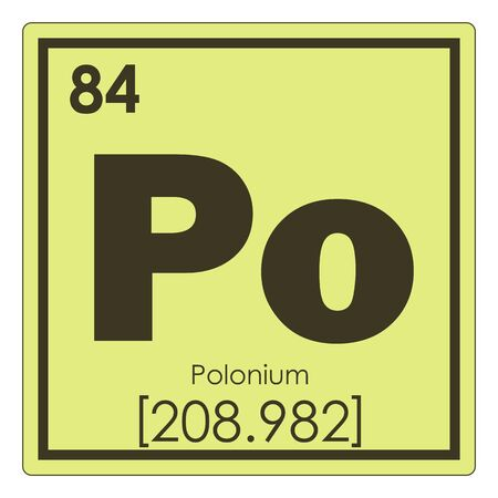 Bromine chemical element periodic table science symbol stock photo polonium chemical element periodic table science symbol photo urtaz Image collections